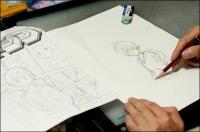 Мастер класс по рисованию в стиле Аниме