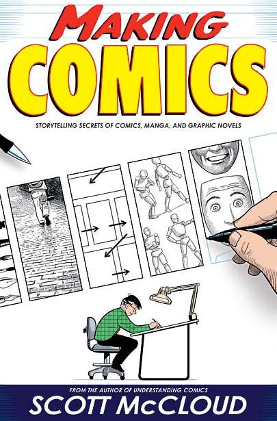 Making comics (Создание комикса)