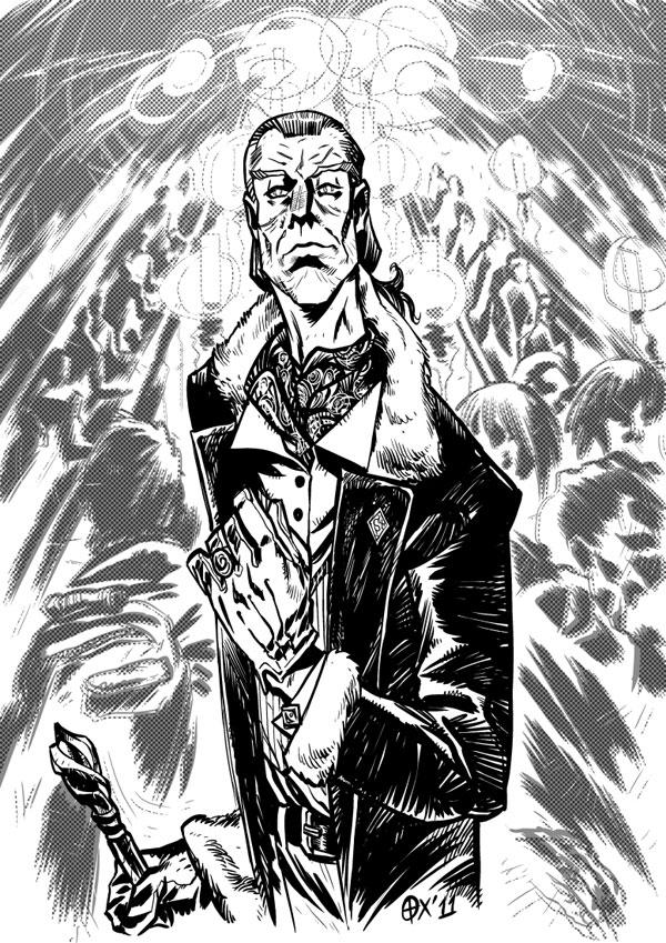 Иллюстрация для романа от Охотниг (Охоthuk)
