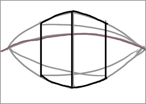 искаженный куб