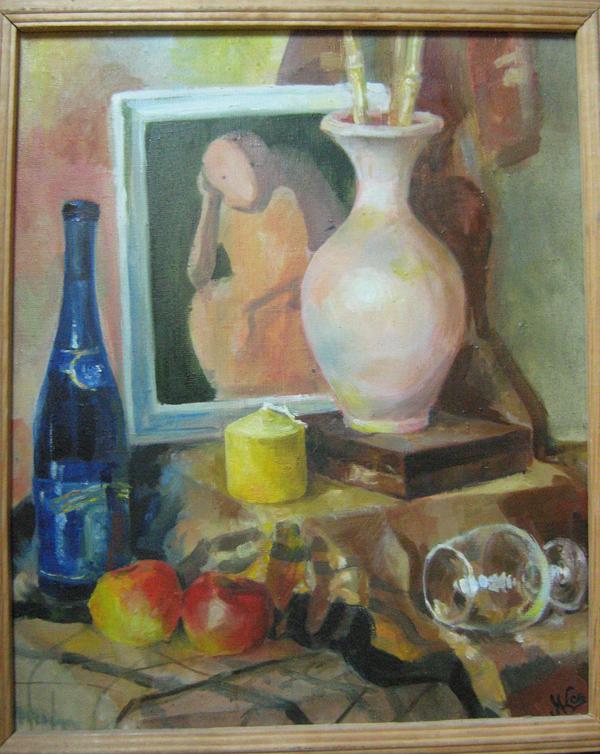 """""""Still life"""", Masha Ko"""