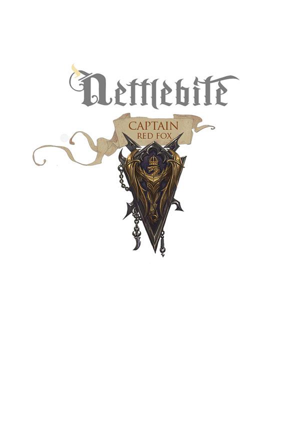 Nettlebite: Captain Red Fox