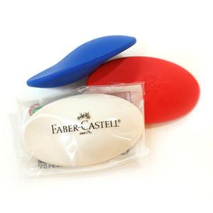 Твёрдый ластик-волна Faber-Castell (Германия)