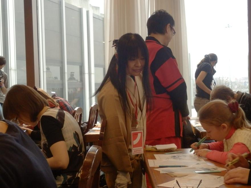 Цугуми и Кохэй Нисино