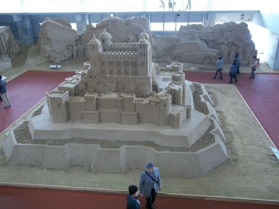 Выставка песочных скульптур © фото Алеф