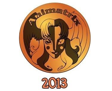 """Логотип """"Аниматрикс"""" 2013"""